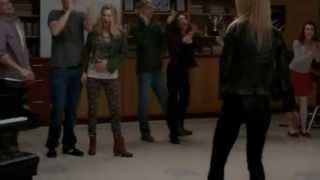 GLEE - Do You Wanna Touch Me? (Full Performance) (Official Music Video) HD