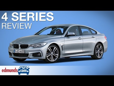 Review 2015 BMW 4 Series Gran Coupe