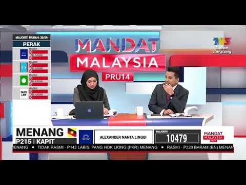 PRU 14 | Mandat Malaysia - Keputusan #PRU14 (Part 7)