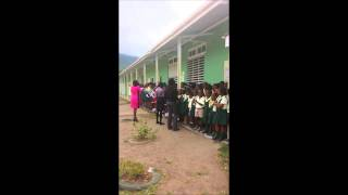 preview picture of video 'Communities and Schools In Nevis'