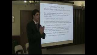 Maintaining Effective Health Information Privacy and Security Part 2 of 3