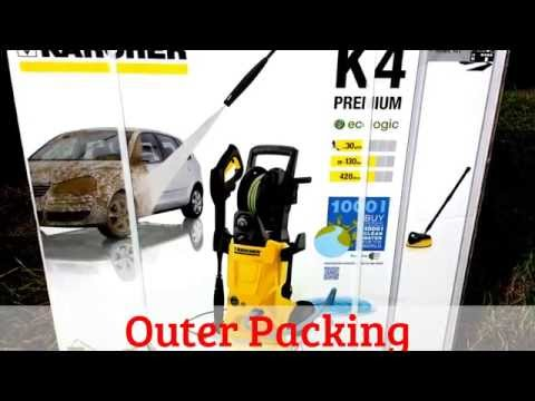 Karcher  K4 Premium Ecologic Home Pressure washer