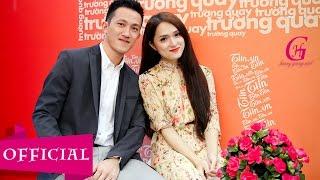 Trường quay Tiin - Hương Giang Idol & Criss Lai - [ Full HD ]