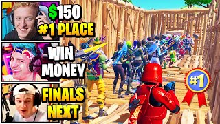 Streamers Host SKIN CONTEST With PRIZES   Fortnite Daily Funny Moments Ep.510