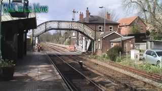 preview picture of video 'DRS 47818 & 47813 - 2P20 Greater Anglia Short Set 25/03/2014'