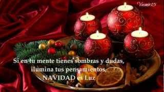 """Feliz Navidad y Prospero año 2014 - """"Noche de Paz = Silent Night"""" Andrea Bocelli"""