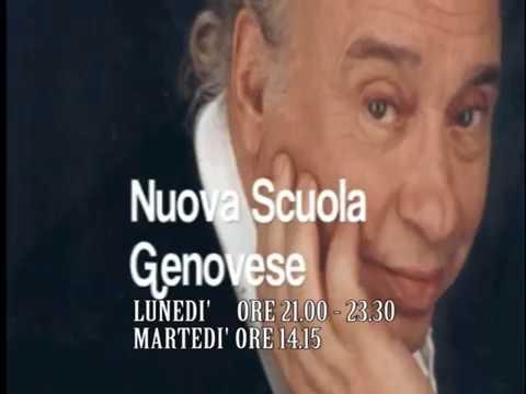 NUOVA SCUOLA GENOVESE: TORNANO I CANTAUTORI IN VIA DEL CAMPO, LA TRASMISSIONE IN ONDA SU IMPERIA TV