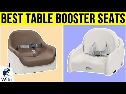 10 Best Table Booster Seats 2018