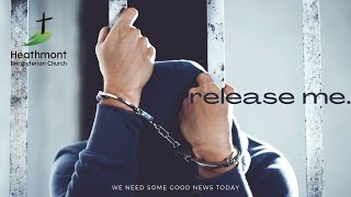 Release me. Mark 15:6-15