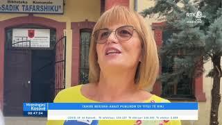 Mirëmëngjesi Kosovë - Kronikë - Tahire Berisha-Abazi publikon dy tituj të rinj 20.09.2021