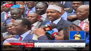 KTN Prime: Jubilee used their tyranny in the August house to push for election laws' amendments