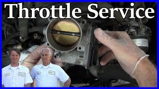 Throttle Service Toyota Tundra 2000-2006