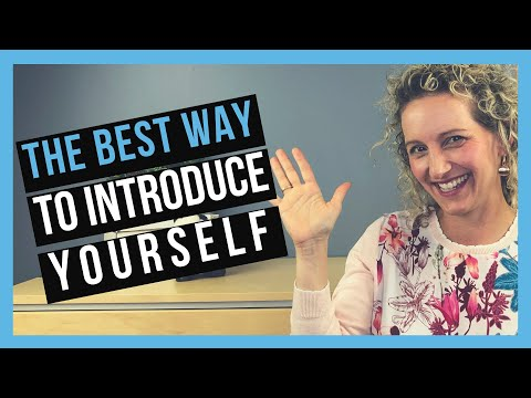 , title : 'How to Introduce Yourself Professionally