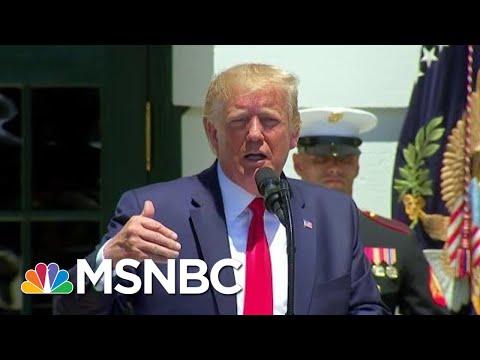 Joe Biden: President Donald Trump Built Political Career On Tearing Down US | Morning Joe | MSNBC