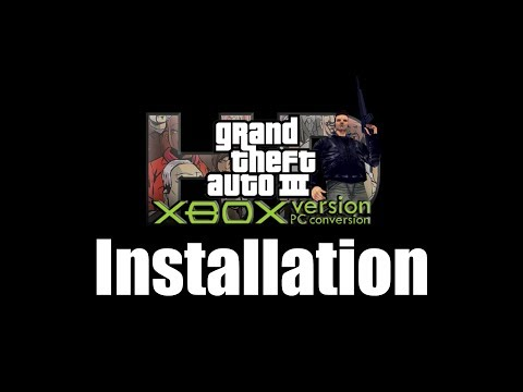 GTA 3 - XBox Mod Installation - смотреть онлайн на Hah Life