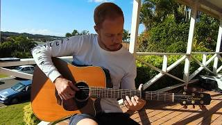 Andy Mckee - Rylynn (Guitar Cover)