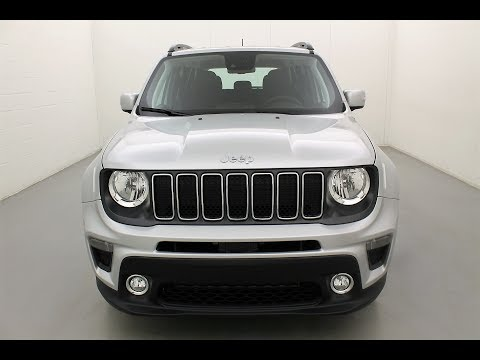 Jeep Renegade longitude turbo 140 ddct 2wd