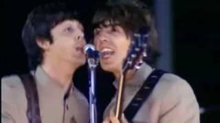 The Beatles I Feel Fine Live Video