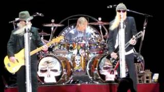 02 ZZ Top Live SunFest 2010 Song 2    Francine  ok
