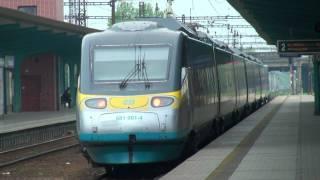 Vlaky - SC Pendolino  in Pardubice HD/Pendolino v Pardubicích HD