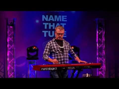 Jim's Fingers Flying on the Nord