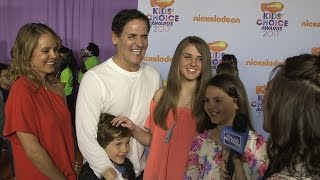 Mark Cuban Wants To Slime WHO At The KCAs?