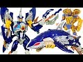 Transformers Legends shark to robot Sky Byte DuDuPopTOY