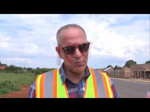 Heavy Rains delay road construction projects