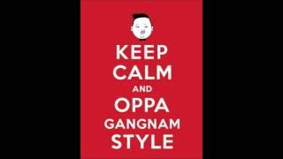Gangnam Style Music Track (강남스타일)