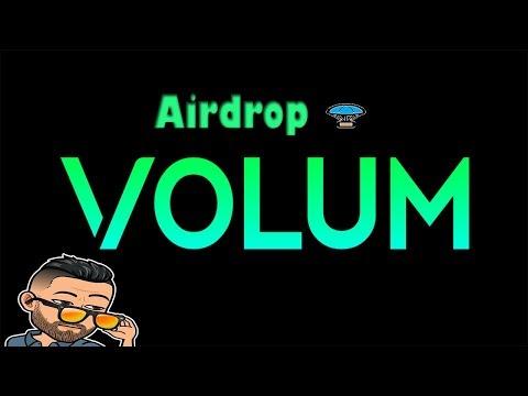 Ganhe R$29 Reais no Airdrop Volum !