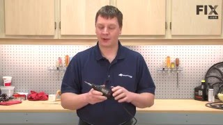 Dremel Multi-tool Repair – How to Replace the Lock Pin