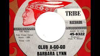 BARBARA LYNN  Club A-Go-Go