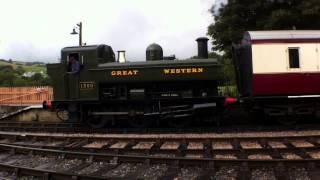 preview picture of video 'Devon Trip Pt. 2 - South Devon Railway'