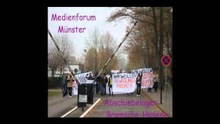 Medienforum Müster Radiobeitrag Lager Bramsche-Hesepe Teil 1