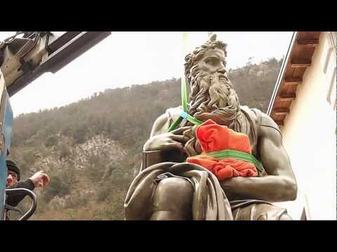 Michelangelo: la replica del genio