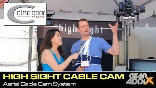 High Sight Pro Cable Cam System (Cine Gear Expo 2016)