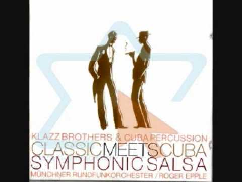 Klazz Brothers & Cuba Percussion - Cinco Salsa-Beethoven.wmv online metal music video by KLAZZ BROTHERS
