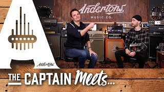 The Captain Meets Josh Middleton (ArchitectsSylosis)