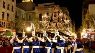 preview picture of video 'Procesión General del Vienes Santo. Elche 2013'