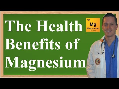 Video The Health Benefits of Magnesium
