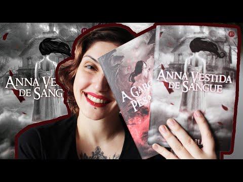 ANNA VESTIDA DE SANGUE e A GAROTA DOS PESADELOS, de Kendare Blake | May Mortari