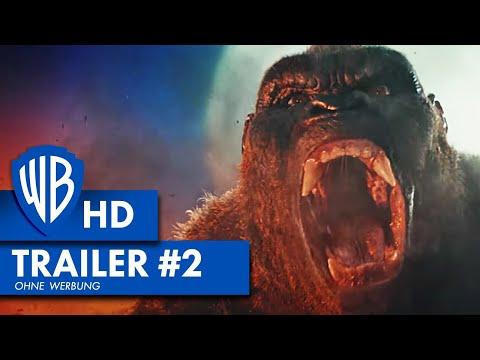 KONG: SKULL ISLAND - Trailer #2 Deutsch HD German (2017)