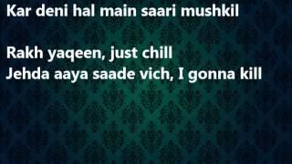Desi Kalakaar With Lyrics