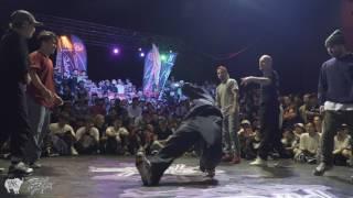 Found Carnival vs. Last Samurai BBOY Crew Final | RF Jam SG 2017