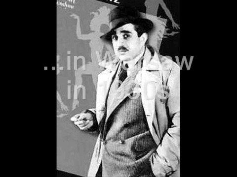 Old Polish Foxtrott: Fogg sings Marian Hemar, 1933
