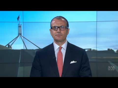 News Breakfast ABC interviews EU Ambassador Sem Fabrizi