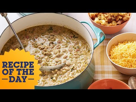 Rachael's Ranch-Style Turkey Chili | Food Network