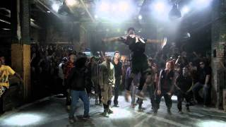 STEP UP 3D - J Randall - Spirit of the Radio - Music Video_(1080p_HD)