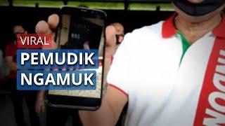 Viral Video Pemudik di Solo Ngamuk Saat Didatangi Petugas Covid-19, Wali Kota Solo Beri Tanggapan