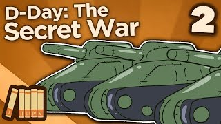 Gambar cover D-Day - The Secret War - Extra History - #2